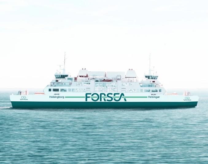 Ferry overtocht Zweden